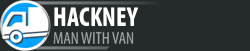Man with Van Hackney